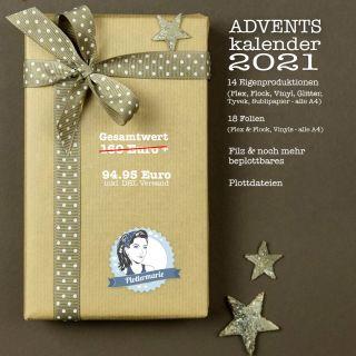 Plottermarie Adventskalender 2021